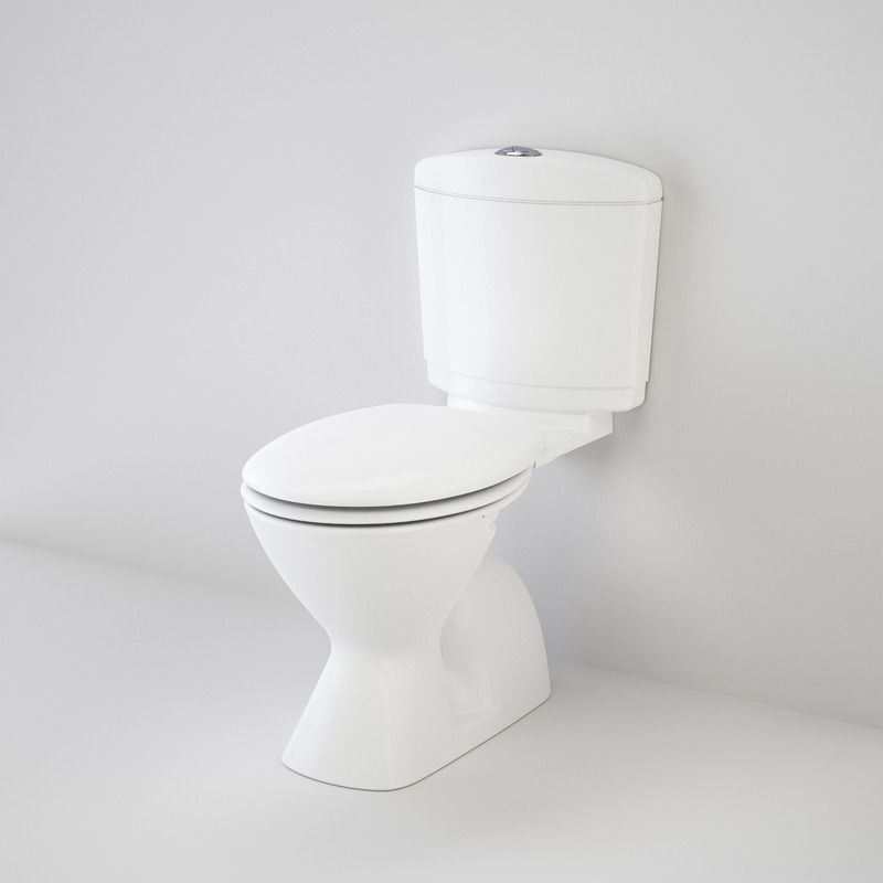 caroma trident toilet seat fitting instructions